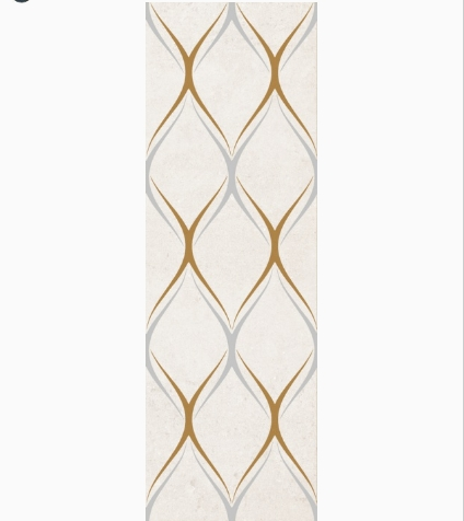 Декор Gracia Ceramica Silvia beige decor 03 900х300